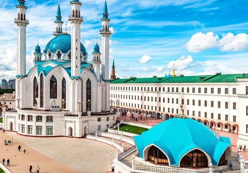 Urban legends of Kazan