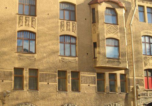 Дом семьи Лидваль