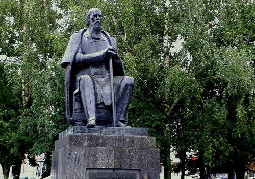 Памятник Салтыкову-...
