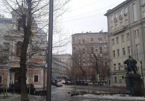 Сквер Ростроповича