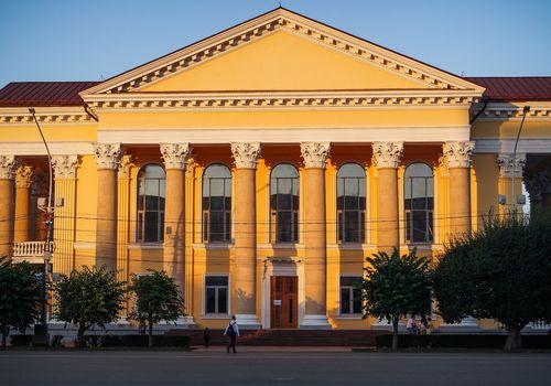 Ставропольская научная библиотека имени М. Ю. Лермонтова
