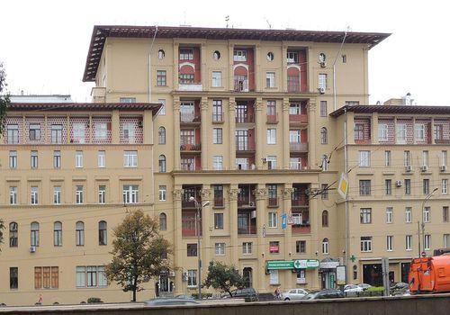 Дом Полярников