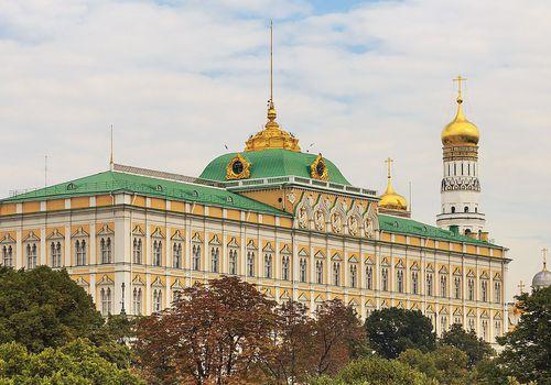 Большой Кремлёвски...