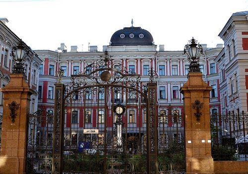 Дом страхового общества «Россия»