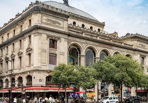 Theatredu Chatelet