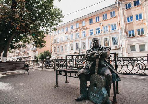 Памятник МихаилуКругу