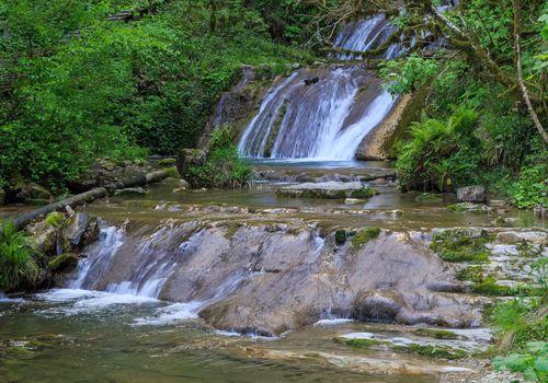Урочище«33 водопада»