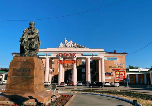 Площадь Шевченко