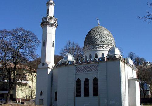 Мечеть Каунаса