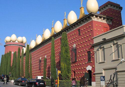 DaliTheatre andMuseum