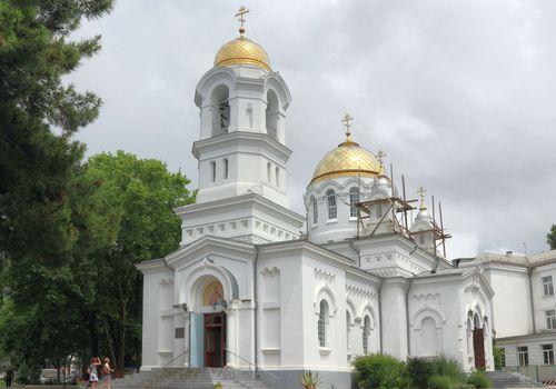 Свято Вознесенск...