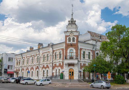 Амурский областной краеведческий музей