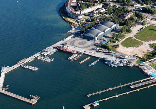 Seaplane Harbour
