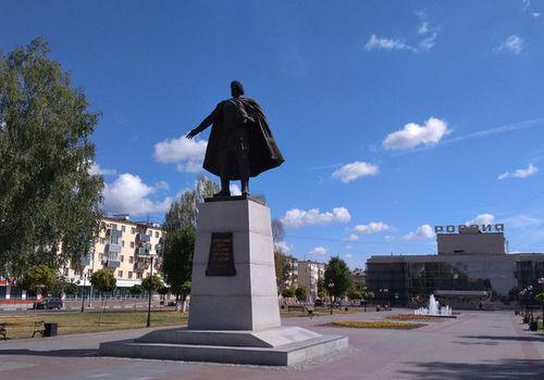 Площадь Владимира...