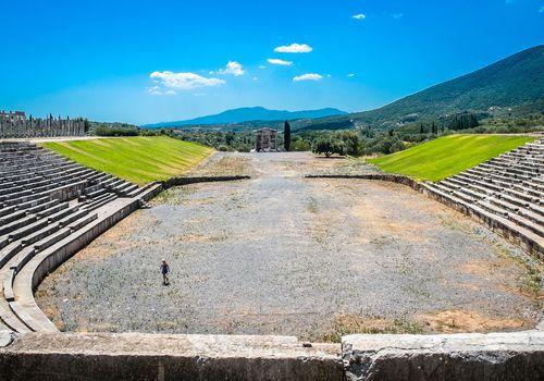 Ancient Stadium of Messene