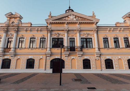 Дом пряничников Белолипецких