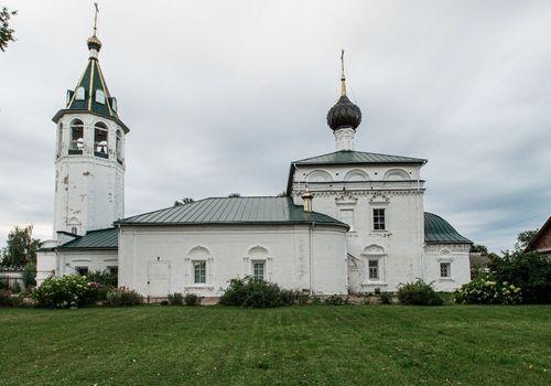 ЦерковьЧуда Архангела...