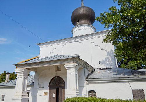 Церковь Успенияс...