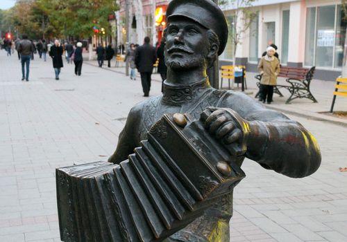 Памятник саратовско...