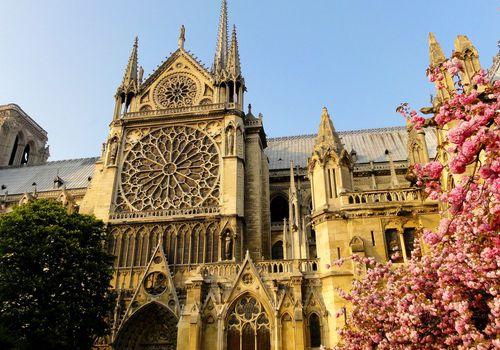 Собор Парижской...