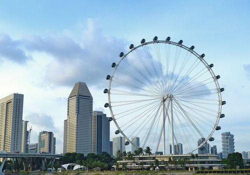 Singapore Flyer Wheel