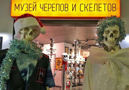 Музей Черепов и Скелетов (МЧС)