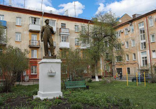 Памятник «Рабочий»