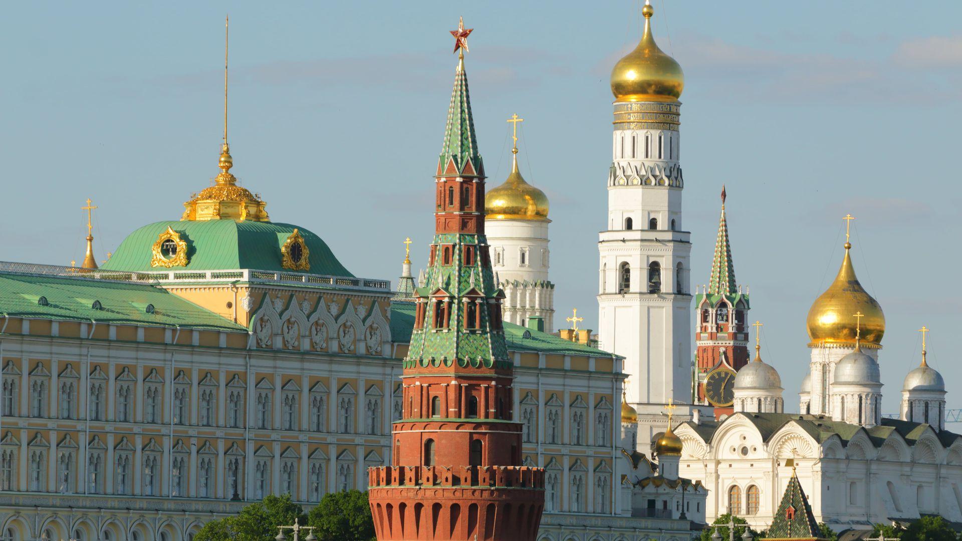 Московский Кремль: знакомство с главной крепостью страны