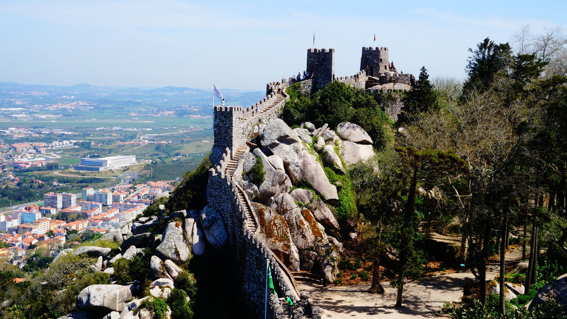 Castle of the Moors: Skip The Line