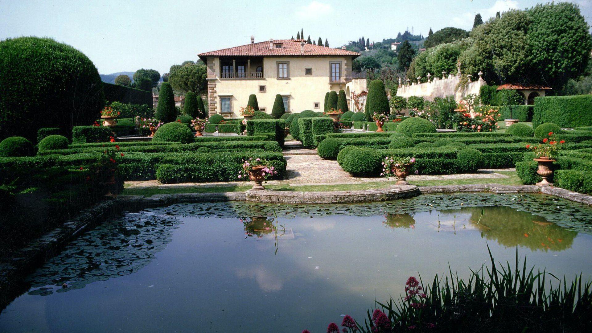 Villa Gamberaia Gardens