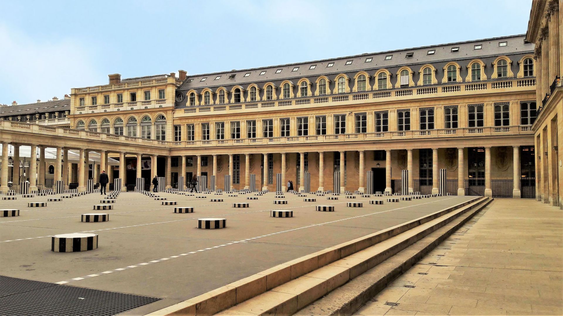 Palais Royal and the Covered Galleries: Walking Audio Tour