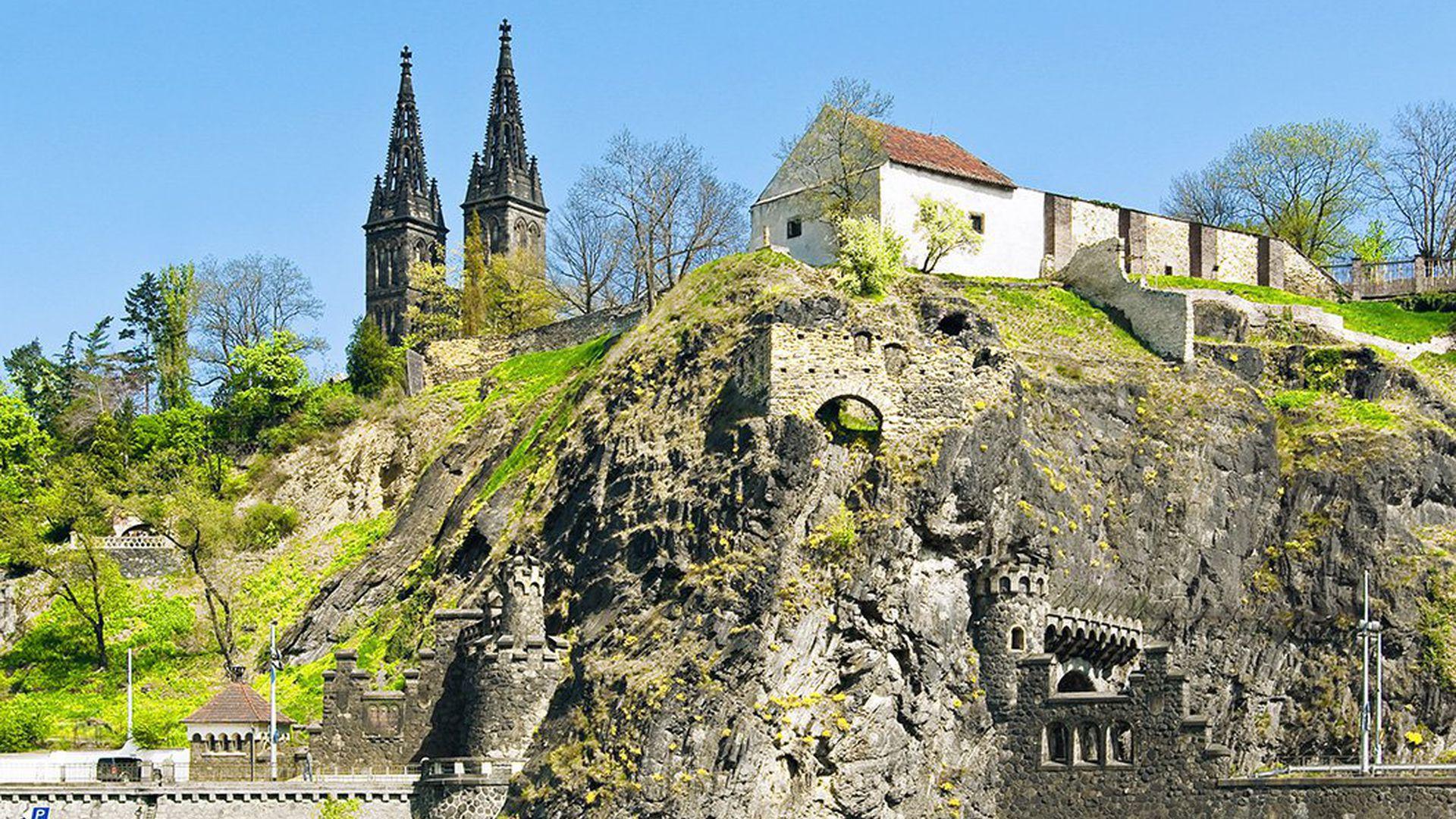 Вышеград: сокровища и легенды старой крепости