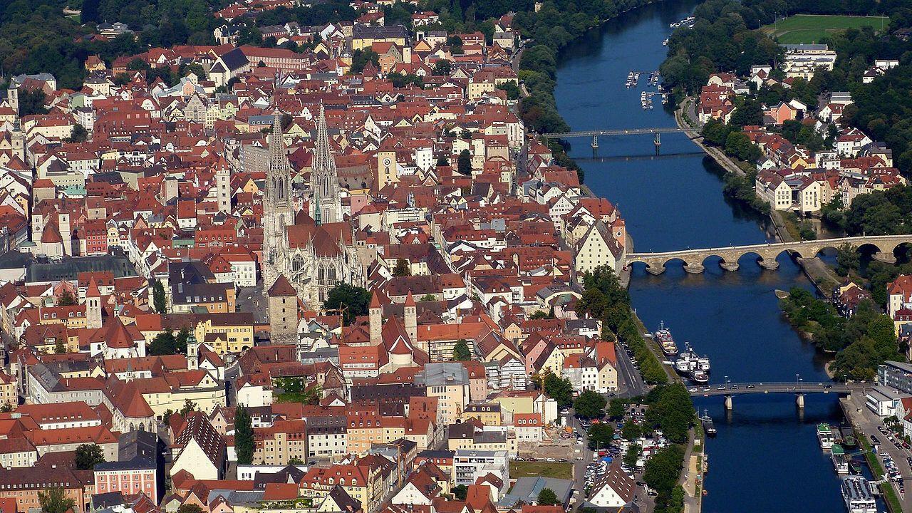 Регенсбург: прогулка по городу, который создали римляне