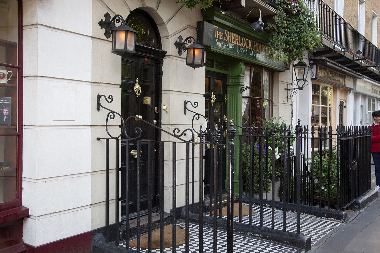 Discovering the London of Sherlock: Audio tour & Ticket