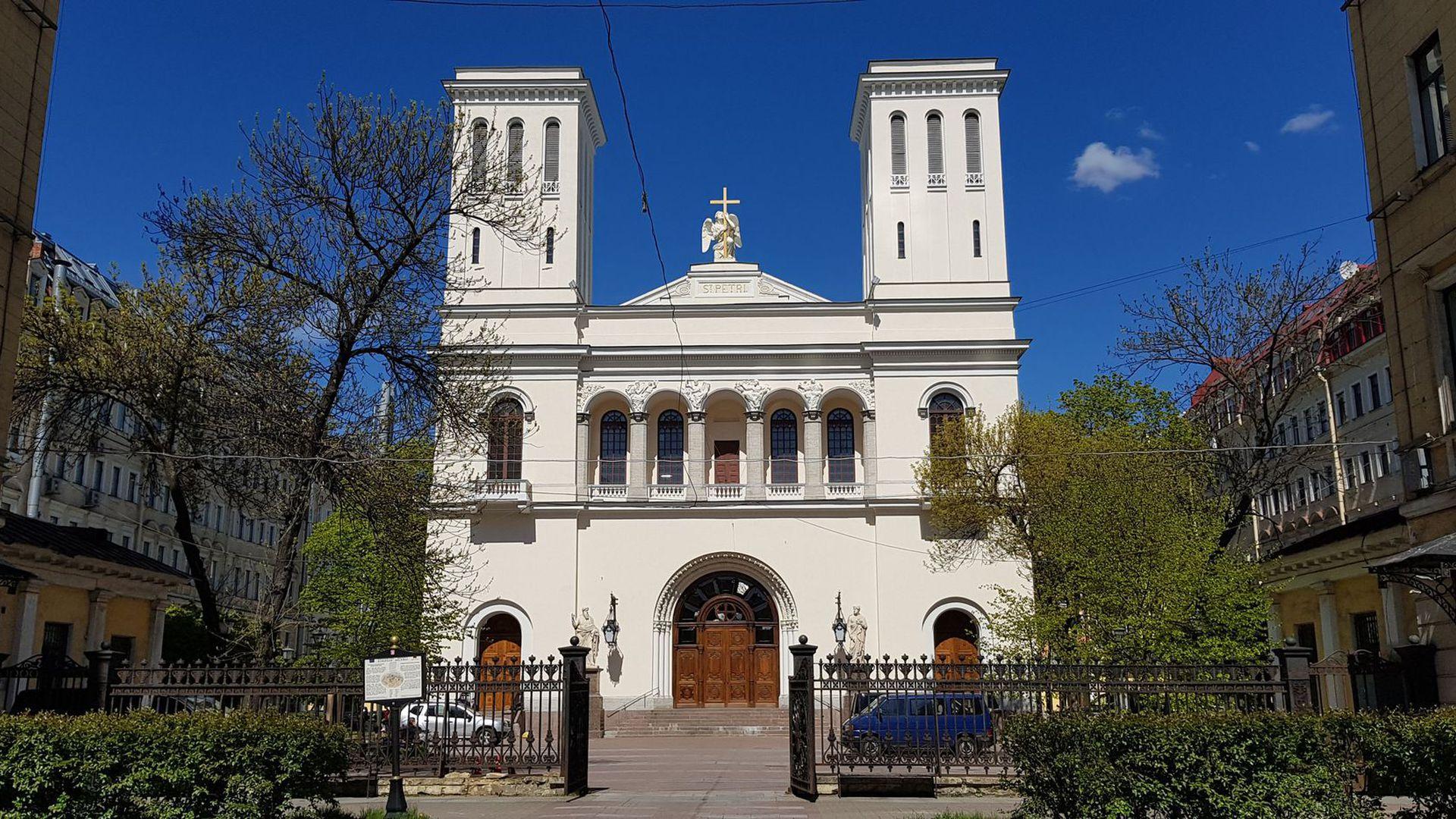 Лютеранский квартал: истории жизни иностранцев в Петербурге
