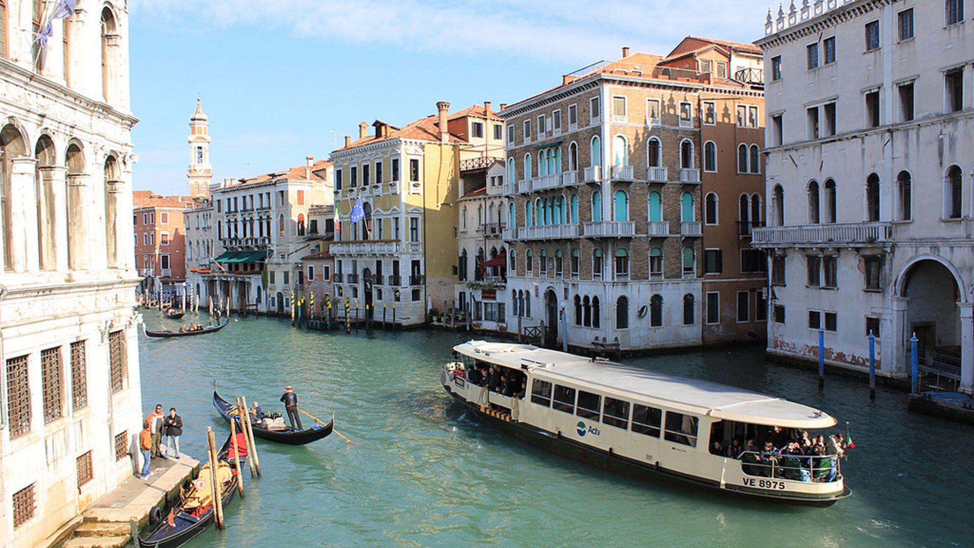 Public transport in Venice