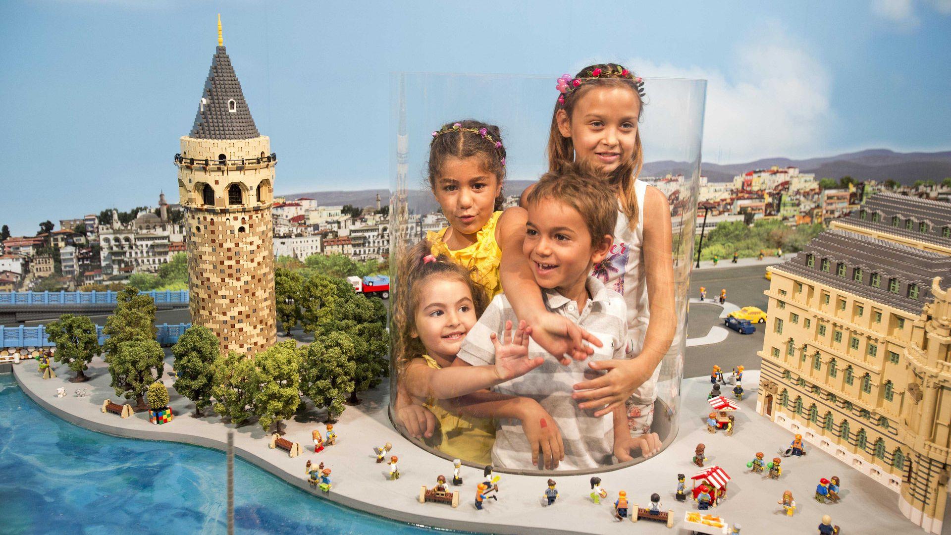 Madame Tussauds & LEGOLAND® Istanbul