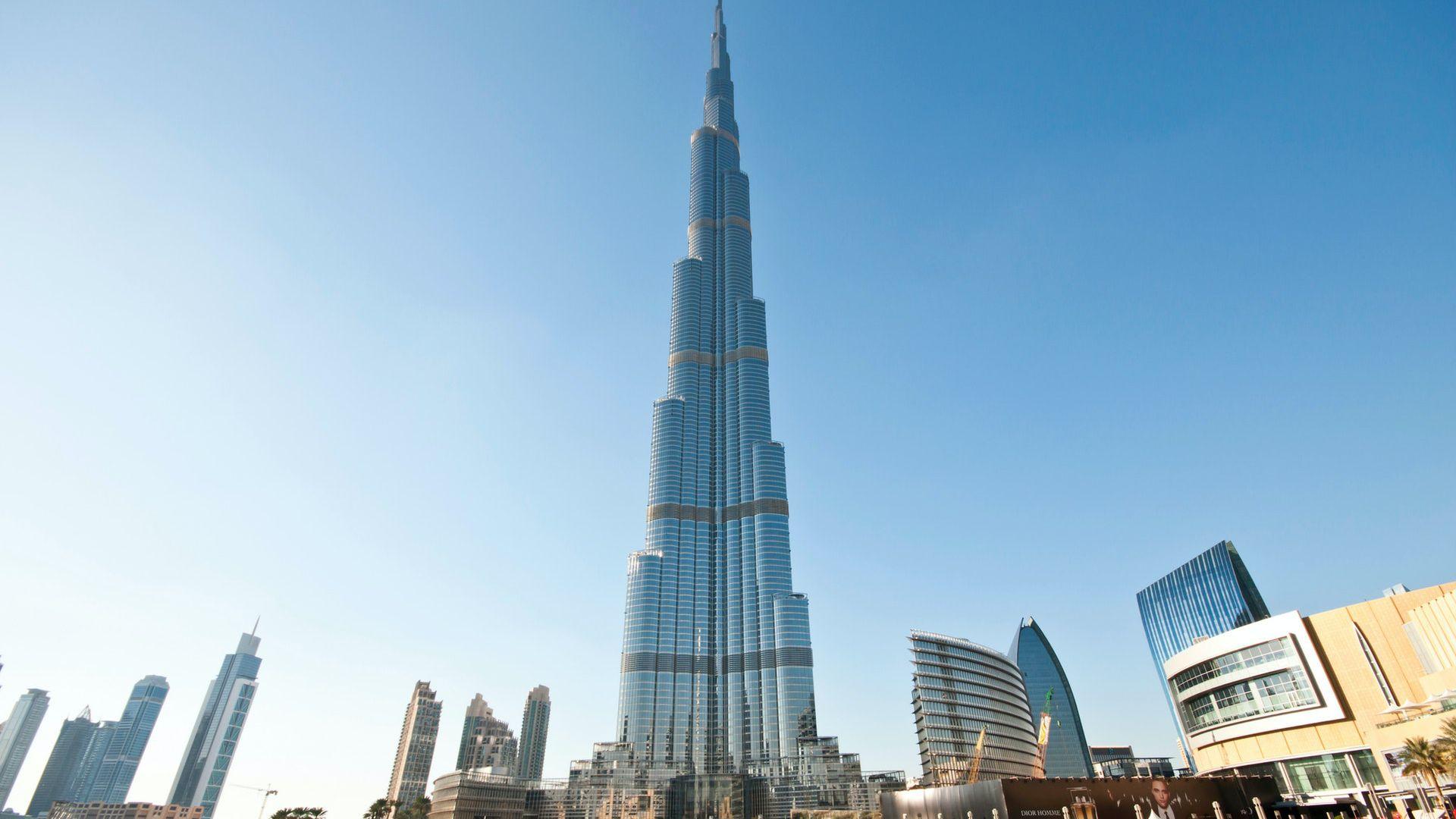 Burj Khalifa: 124th & 125th Floor