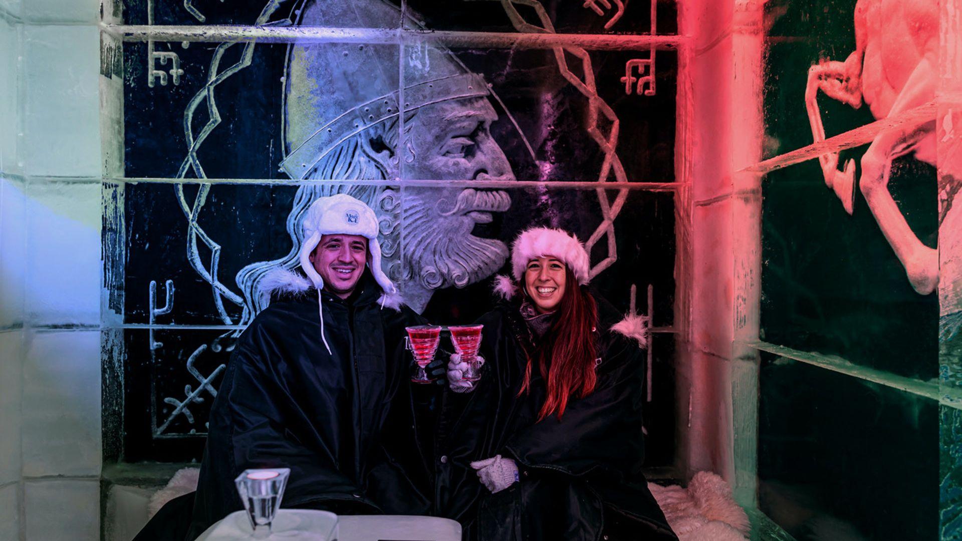 Magic Ice Bar Reykjavik