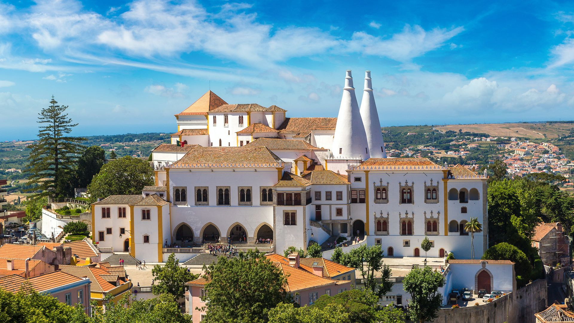 National Palace of Sintra: Skip The Line