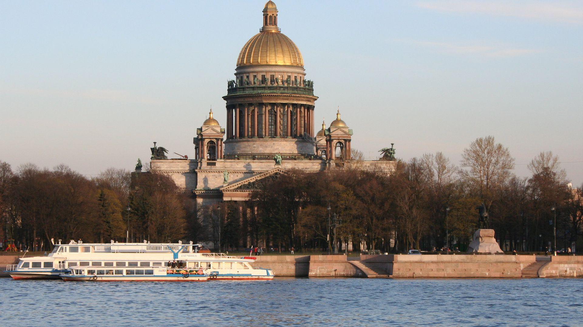 «По следам русского национального напитка»: квест по историческому Петербургу