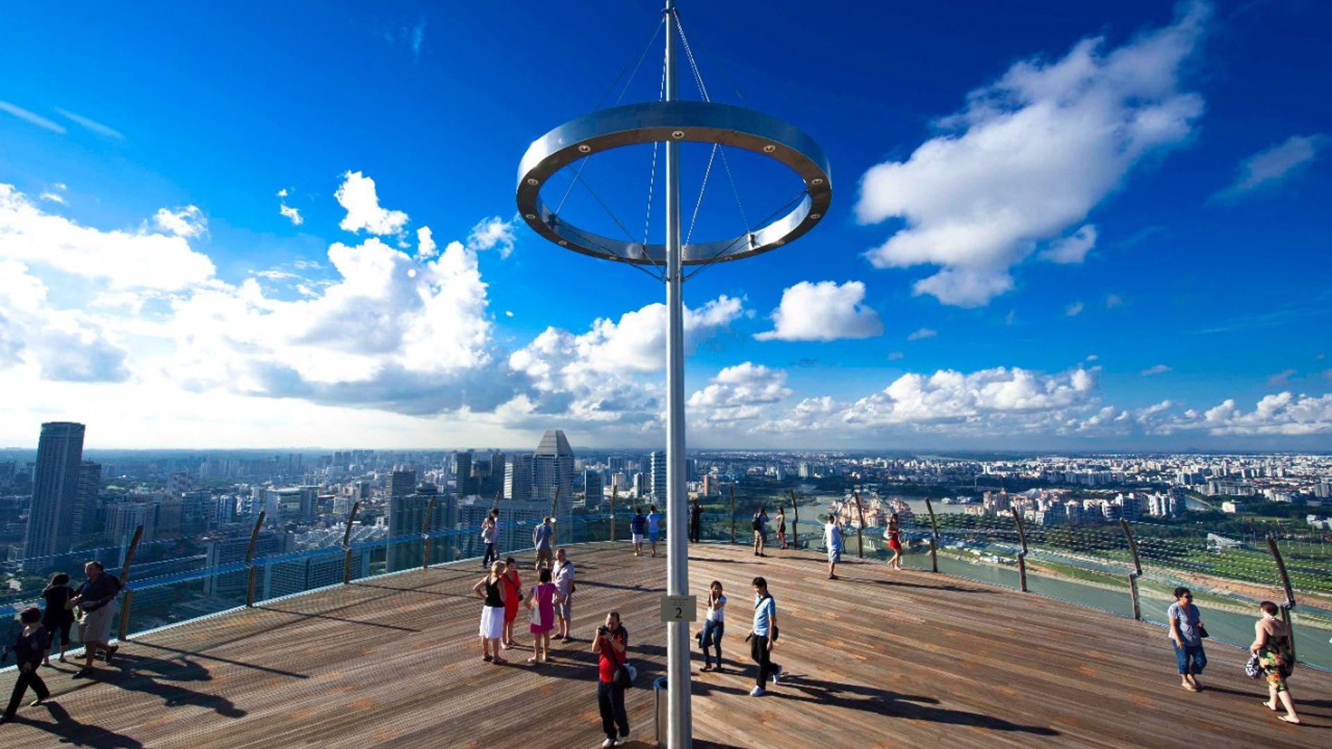 Sands SkyPark Observation Deck