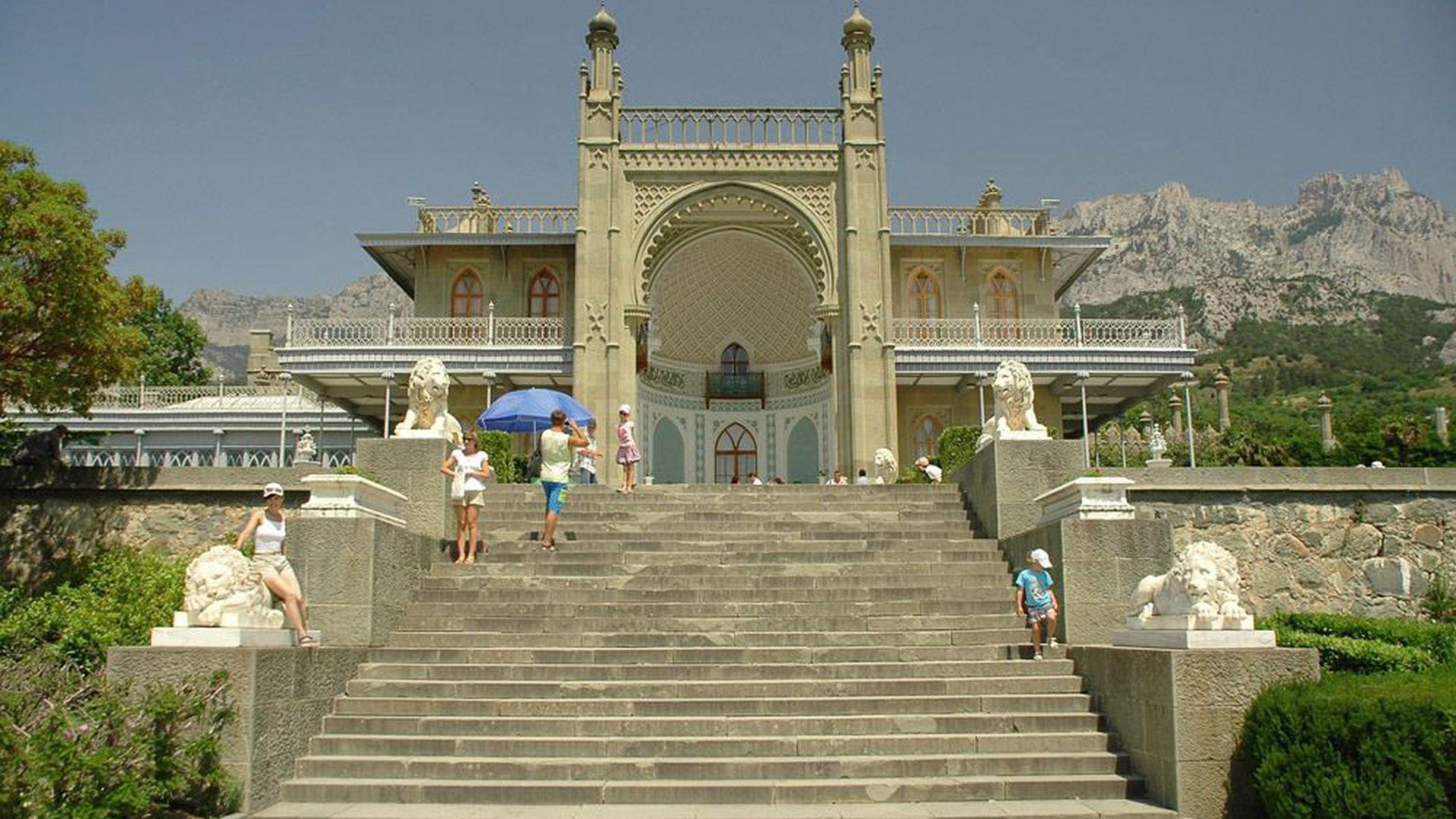 Воронцовский дворец: аудиоэкскурсия по основной экспозиции