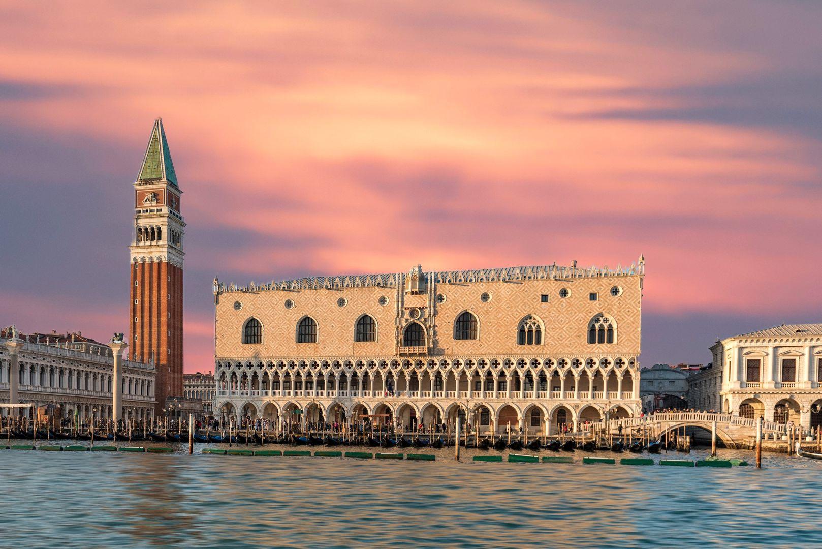 Venice: Doge's Palace & St. Mark's Basilica Skip-the-Line & Audio Tour