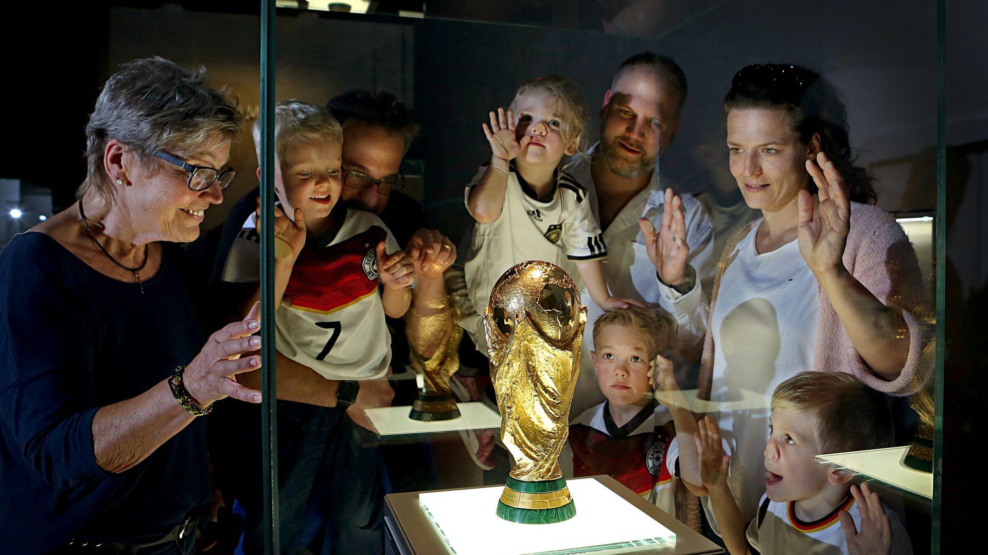 German Football Museum Dortmund