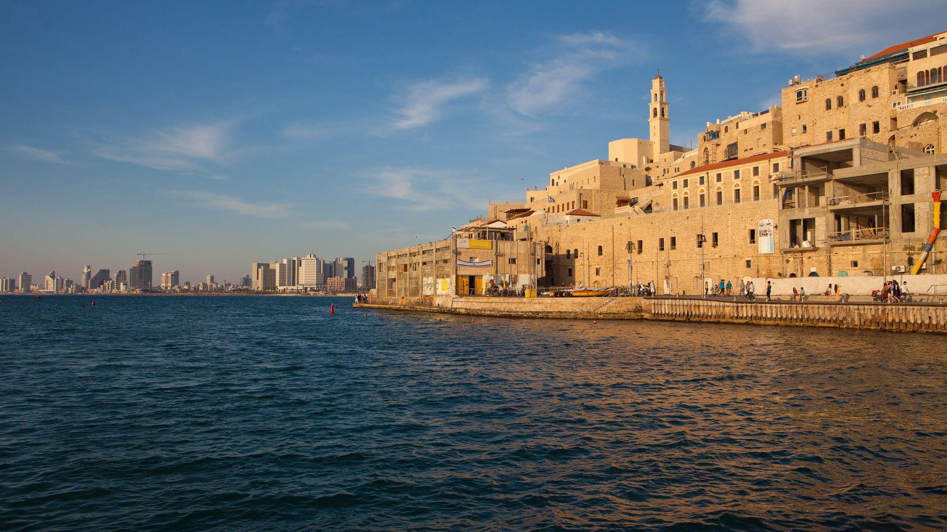 Legends of Old Jaffa