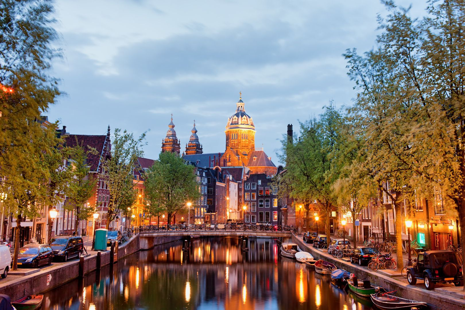 Mystery of the Red Light District: Interactive Audio Tour