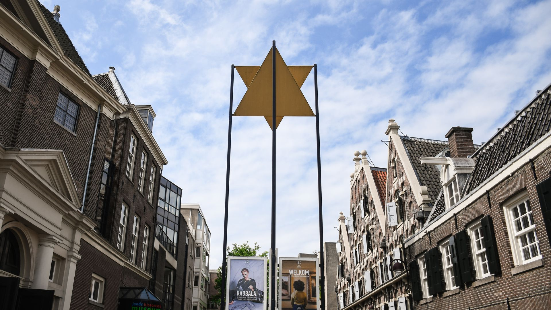 Anne Frank: Walking Audio Tour in Amsterdam Jewish Quarter