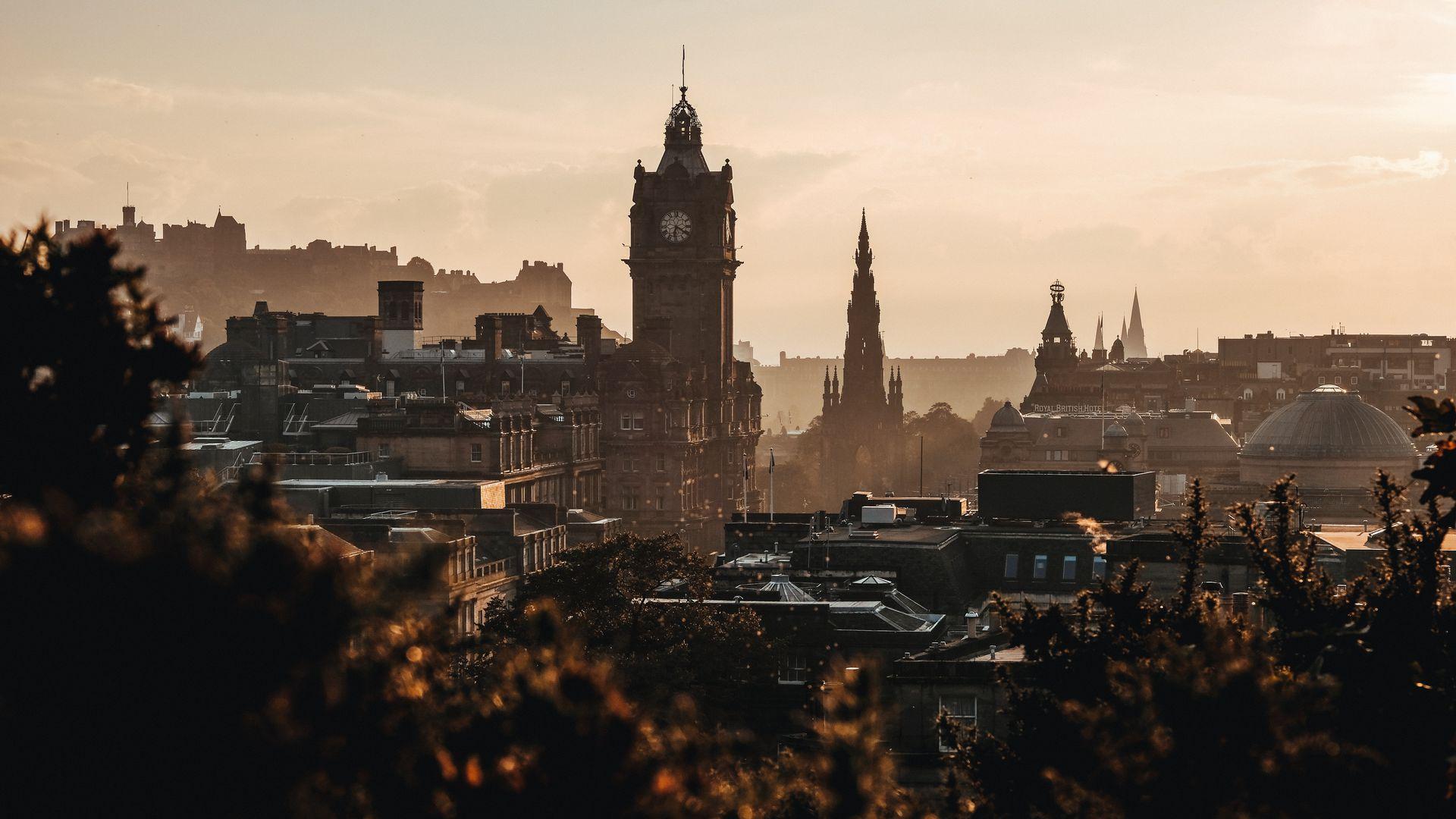 Edinburgh: Harry Potter-Themed Tour & Audio Guide
