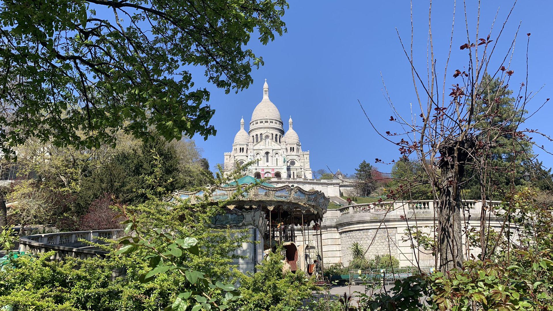Bohemian Montmartre Audio Tour